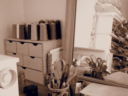 atelier couture Inés Cano