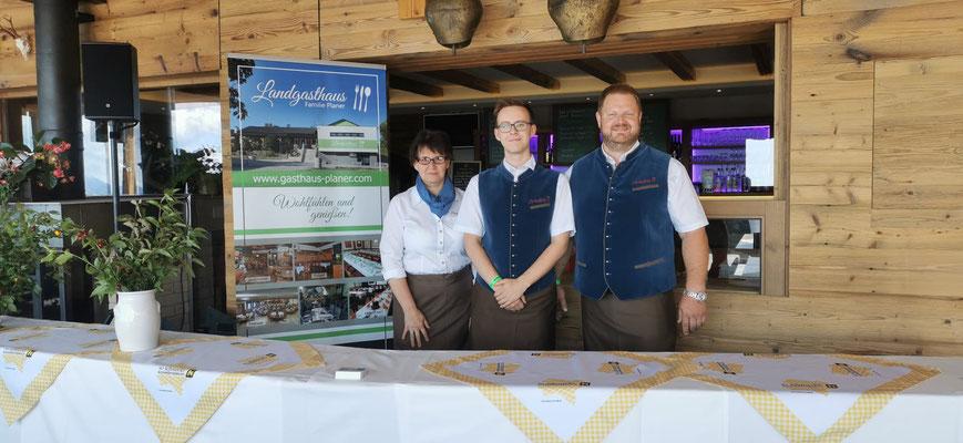 Forum Alpach 2021 - wir waren mit NÖ-Mehlspeisen mit dabei
