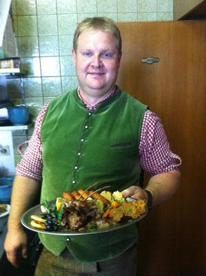 Chef Patrick Planer
