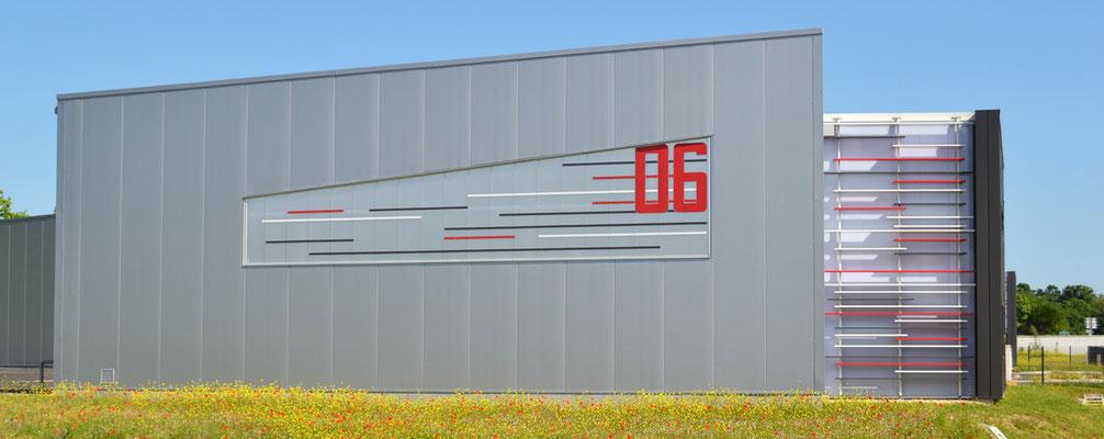 façade atelier 6