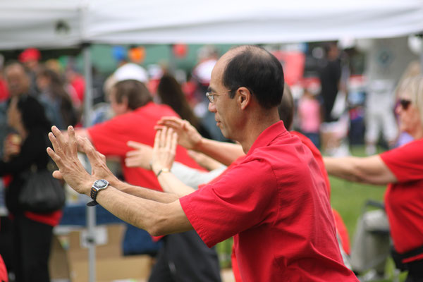 Doug Hay /   Doug Hay Tai Chi Demonstration / tinyurl.com/y6xxpum5