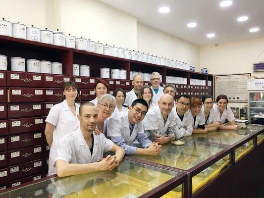 Stage hospitalier en Chine