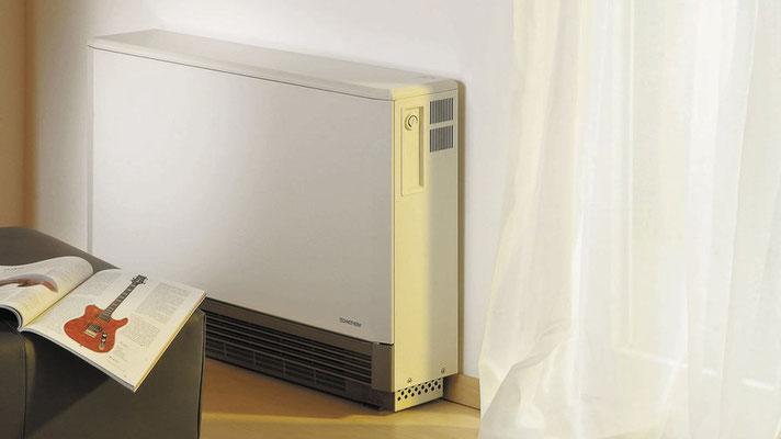 Chauffage électrique à accumulation