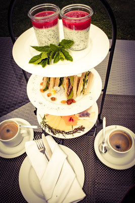 Frühstück als besondere Ergänzung