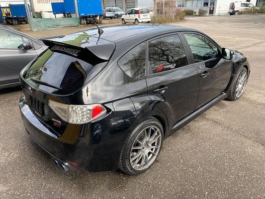 Subaru WRX STI 2.5 Turbo🏁