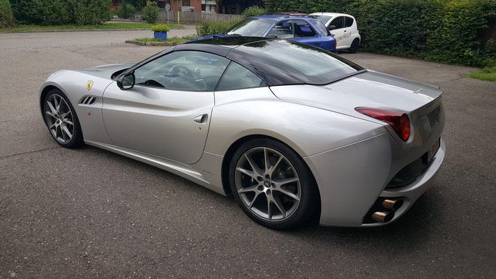 Ferrari California Ausgeliefert an Kunde. Inkl. Tieferlegung.