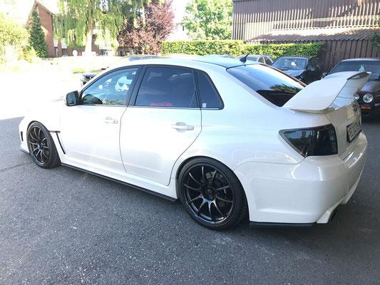 Subaru WRX STI Tuning.....