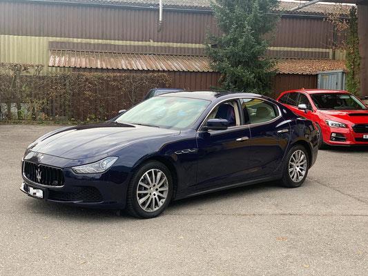 Maserati Ghibli 🏎 - Frisch ab grossem Service