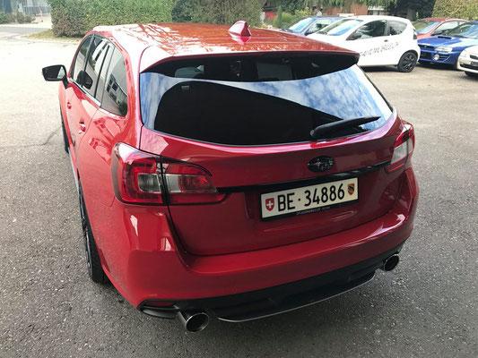 TIP-Tuning Subaru Levorg