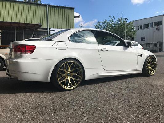 BMW M3 V8 Cabrio