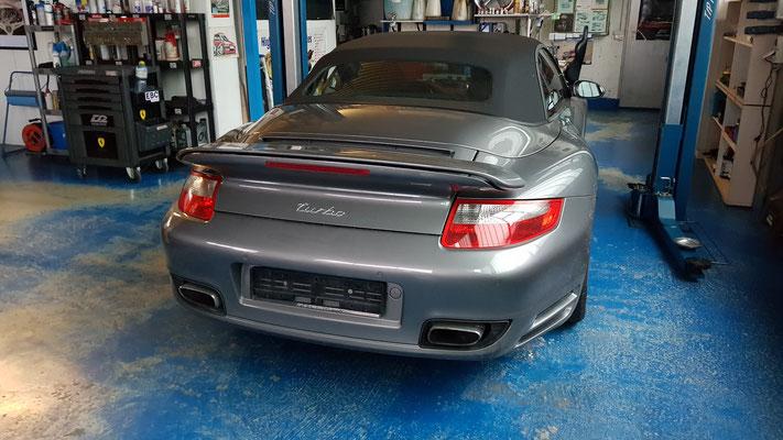 Porsche-Tag