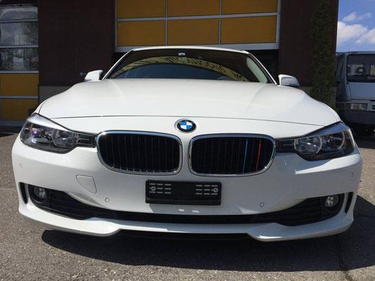 TIP 3er BMW mit Gewindefahrwerk und OZ Radsatz