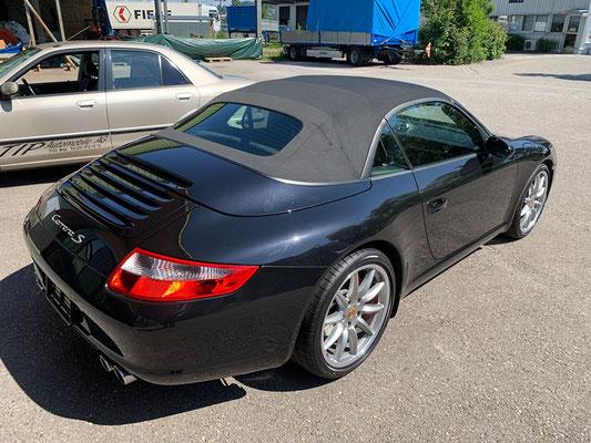 Porsche 911 Carrera S ab MFK und Service...😎