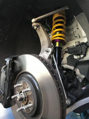 TIP-Tuning Jaguar F-Type S AWD mit Gewindefedern!