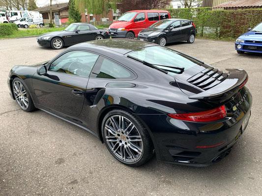 Porsche 911 Turbo S 🏁😎