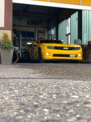 Chevrolet Camaro SS.😈