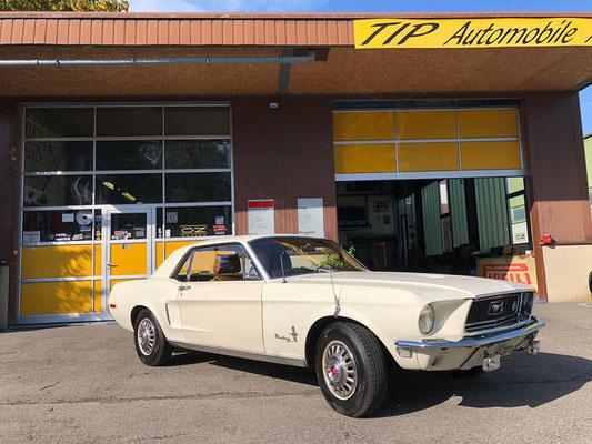 Ford Mustang V8 1968