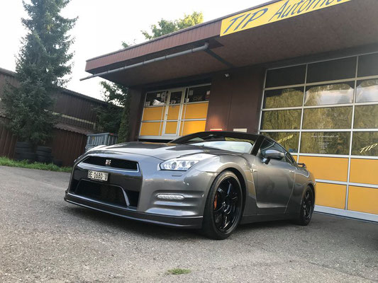 TIP-Tuning Nissan GT-R R35