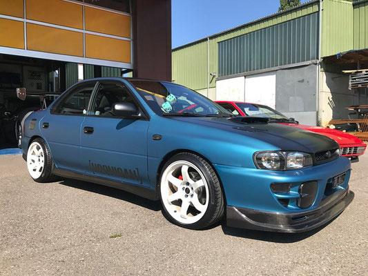 TIP-Tuning Subaru Impreza GT....