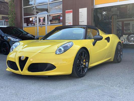 Alfa Romeo 4C😎