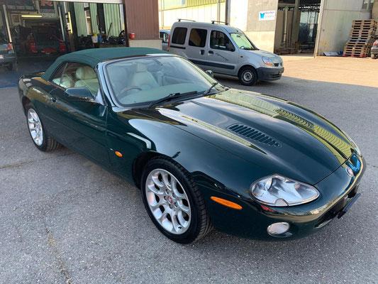 Jaguar XKR Kompressor
