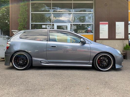 Honda Civic Type-R frisch ab MFK!