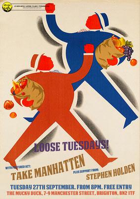 Gig Poster #505 - 27/09/16