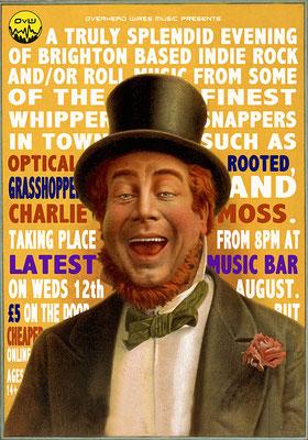 Gig Poster #329 - 12/08/15