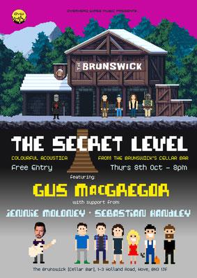Gig Poster #348 - 08/10/15