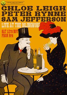 Gig Poster #520 - 12/11/16