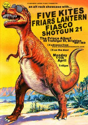 Gig Poster #428 - 11/04/16