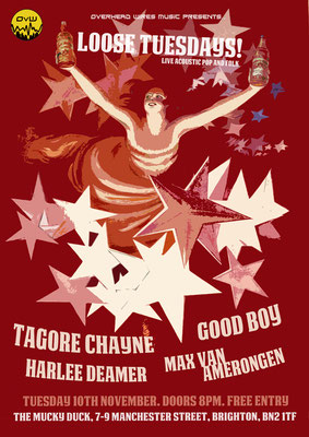 Gig Poster #362 - 10/11/15