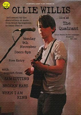Gig Poster #361 - 09/11/15