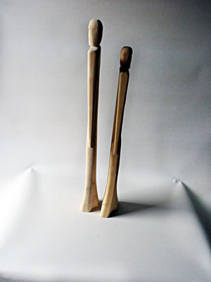 Régis Rodriguez - Sculpture