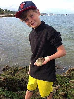 Matys pêche la seiche