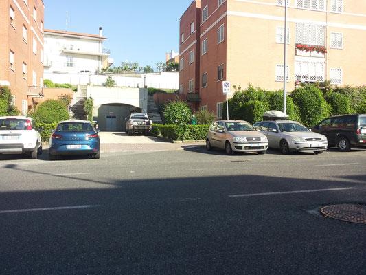 Via Vincenzo Tieri 116-120