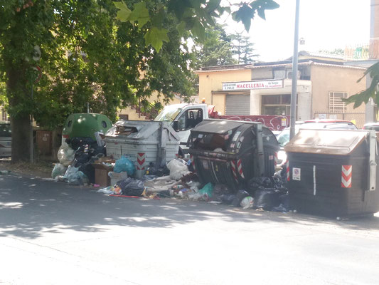Via Braccianese - 16 luglio 2016