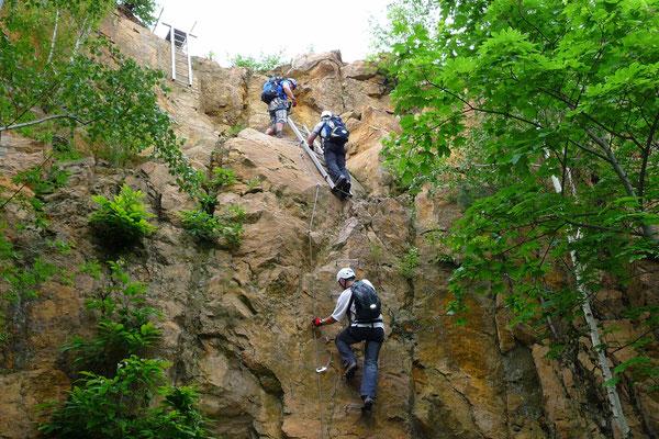 Kletterausflug Jochen Schweizer SOG www.sports.outdoorguide.de