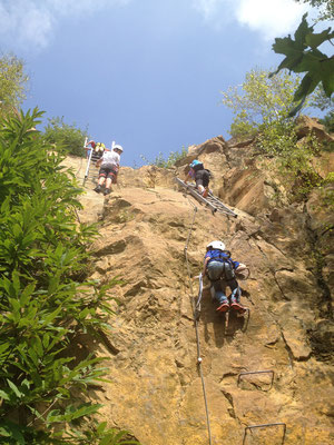 Kletterkurs in Baden-Würtemberg mit SOG www.sports-outdoorguide.de