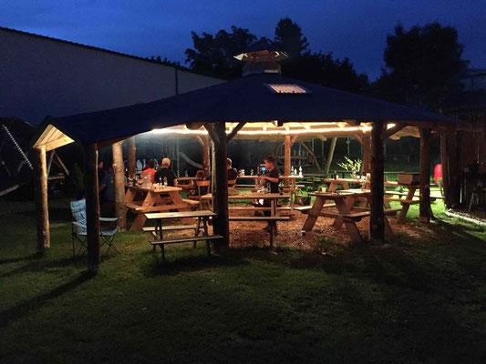 Grillhütte bei sports-outdoorguide.de
