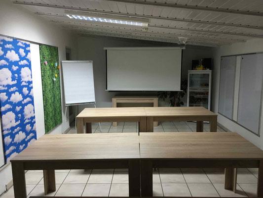 Schulungsraum in Sinsheim bei SOG