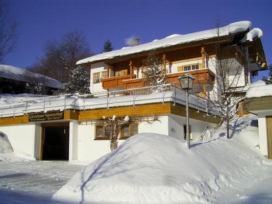 Wertach Ferienwohnung Gaestehaus Natttererhof