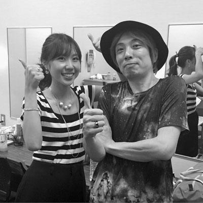 お久しぶりのBassの佐野さん大好きです