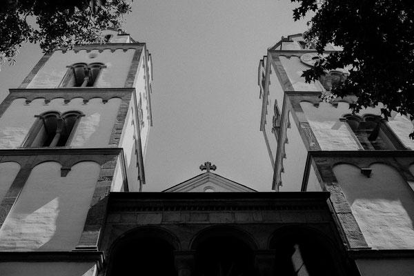Kirchliche Trauung von Gerard und Paula in Mainz