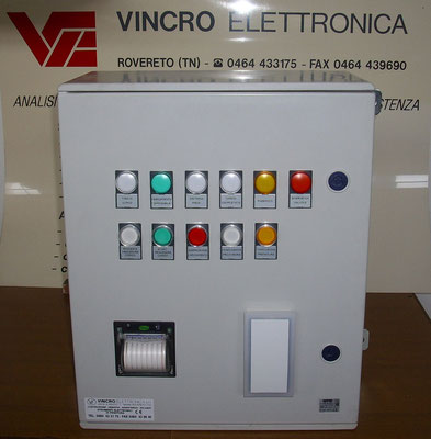 Automazione di pesatura bilance e pese a ponte Rovereto Trento