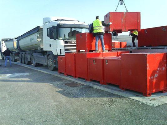tarature e certificazioni bilance e pese a ponte Rovereto Trento