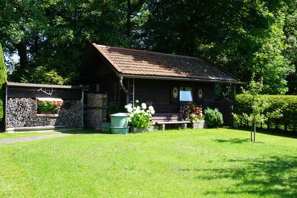 Haus Weidach Garten