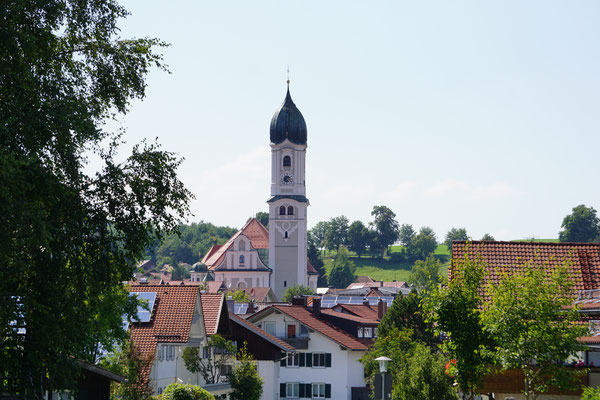 Kirchturm Nesselwang