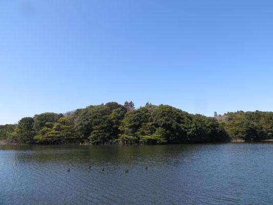 いすみ岬には水辺が多いのです