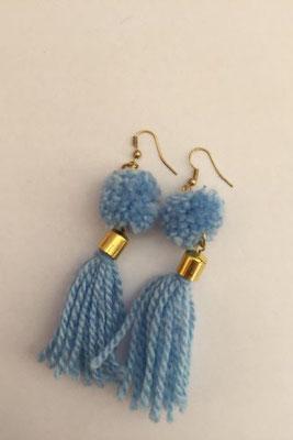 Earrings Myrtille 12€